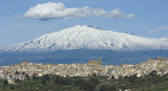 ETNA FROM NICOLOSI