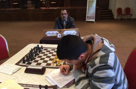 FIDE Arbiters' Seminar in Marrakech 3