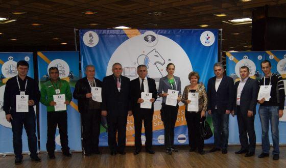 FIDE Arbiters' Seminar in Sochi, Russia