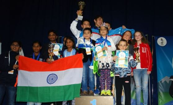 World Schools Chess Championship 2016