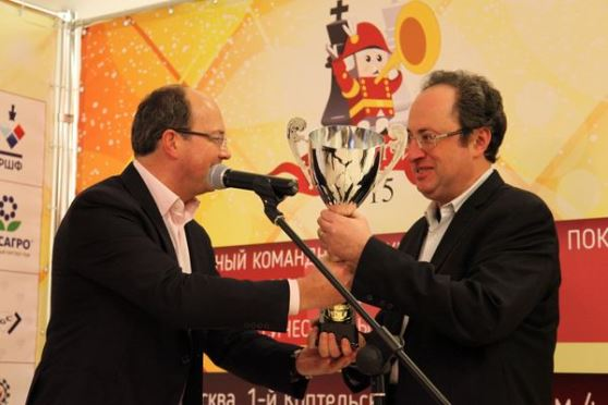 Oleg Skvortsov and Boris Gelfand