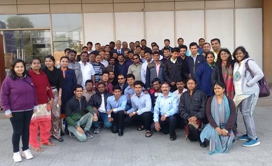 FIDE Arbiters' Seminar in New Delhi, India