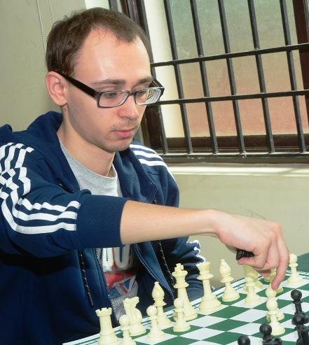 GM Vitaly Sivuk (Ukraine)