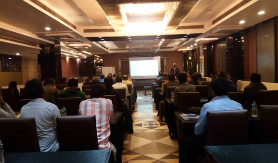 Prof. R. Anantharam lectures