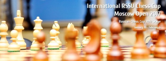 RSSU Chess Cup Moscow Open 2017