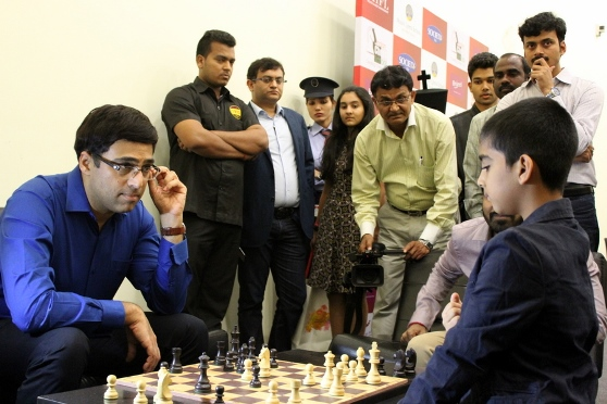 Viswanathan Anand Mumbai