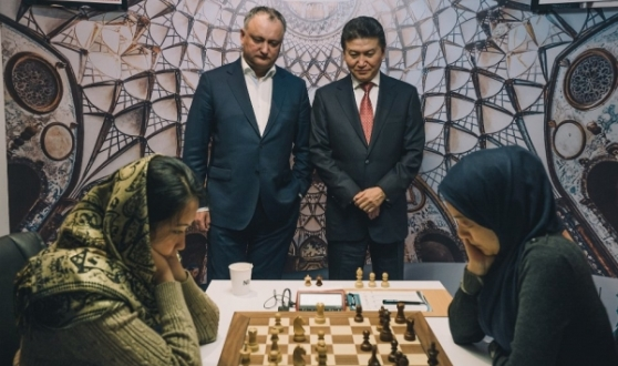 FIDE Women's World Chess Championship - Round 1