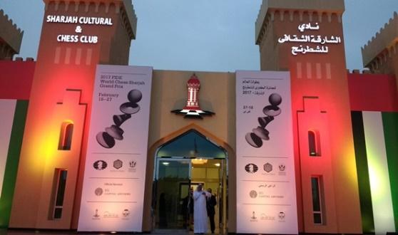 FIDE World Chess Sharjah Grand Prix