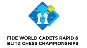 FIDE World Cadets Rapid & Blitz Chess Championships 2017