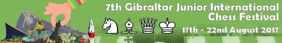 Gibraltar Junior International Chess Festival 2017