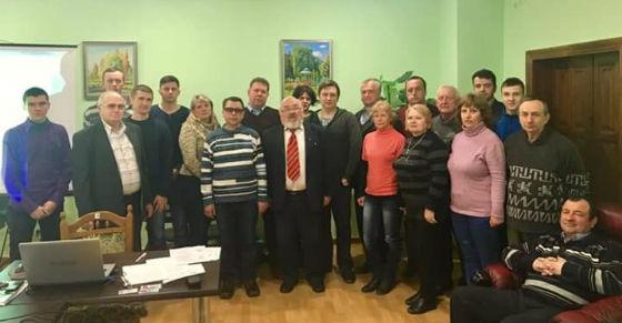 FIDE Arbiters' Seminar in Kremenchuk, Ukraine
