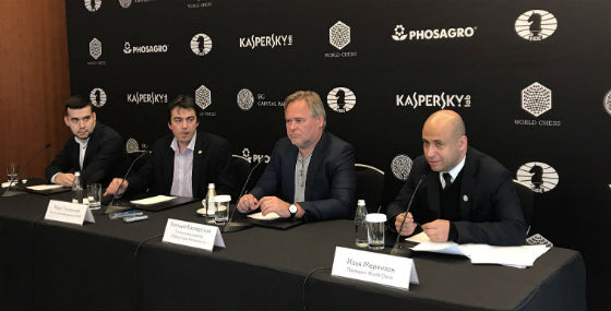 FIDE Grand Prix in Moscow