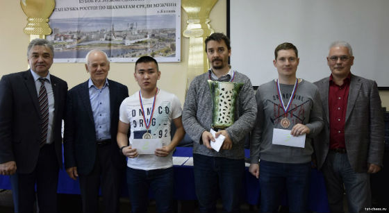 Alexander Morozevich wins Rashid Nezhmetdinov Rapid Cup
