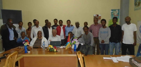 FIDE Arbiters' Seminar in Asmara, Eritrea