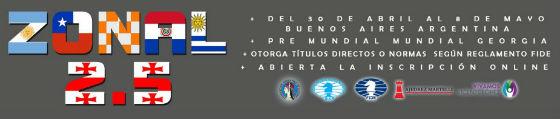 FIDE Zonal 2.5 Championship 2017