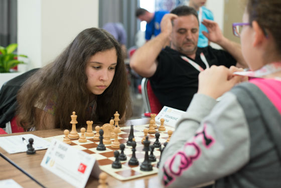 European Amateur Chess Championship 2017 in Nis