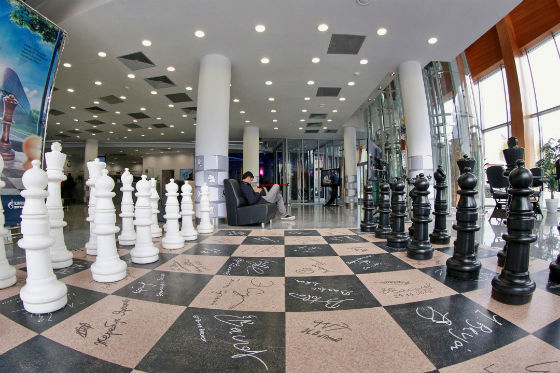 FIDE World Team Championships in Khanty-Mansiysk