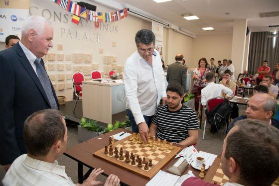 Honorary move by Mayor Darko Bulatovic