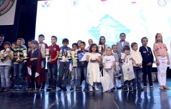 World Cadets Rapid and Blitz Championships