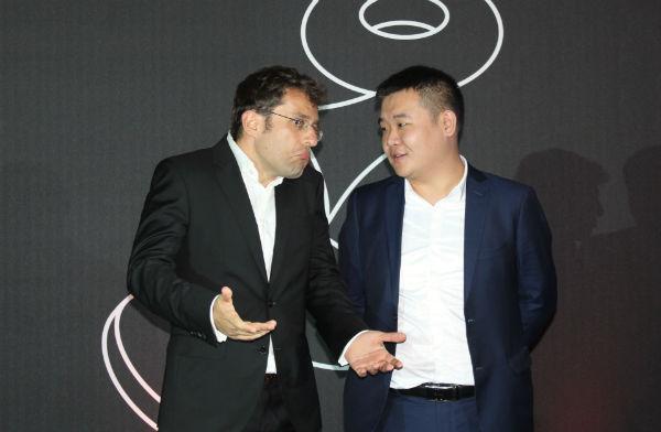 GM Aronian Levon 2809 - GM Li Chao B 2735