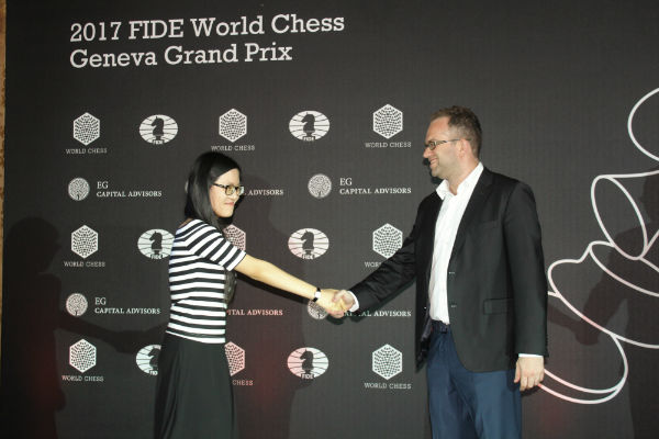 GM Eljanov Pavel 2739 - GM Hou Yifan 2666