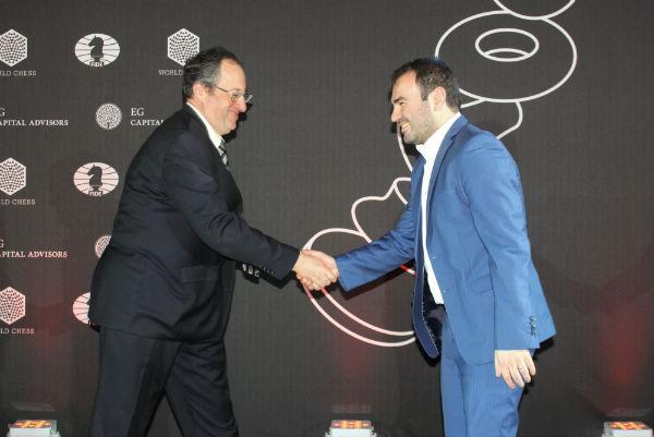 GM Gelfand Boris 2728 - GM Mamedyarov Shakhriyar 2800