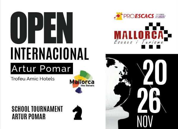 Artur Pomar International Open