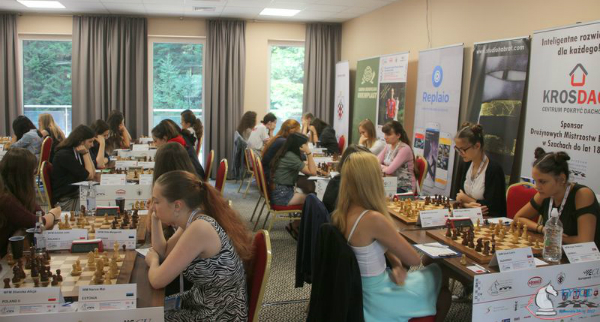European Youth Team Chess Championship - Round 3