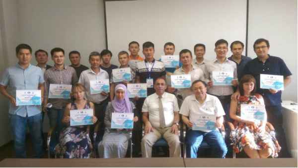 FIDE Arbiters' Seminar in Astana Kazakhstan