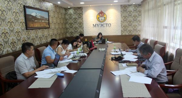 FIDE Arbiters Seminar in Ulaanbaatar Mongolia