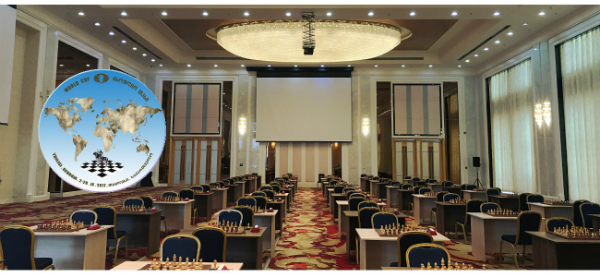 FIDE World Cup starts soon in Tbilisi