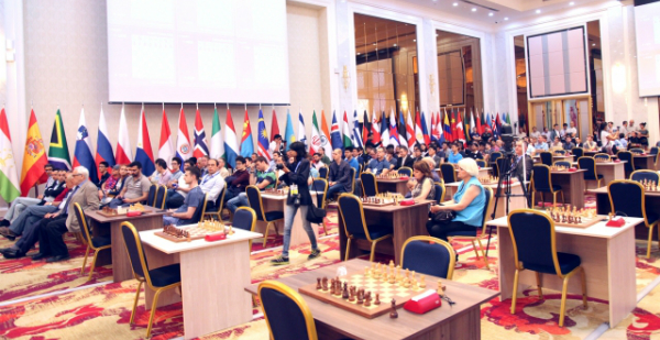 FIDE World Cup 2017 Opening Ceremony