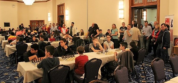FIDE World Youth Rapid & Blitz Championships 2017