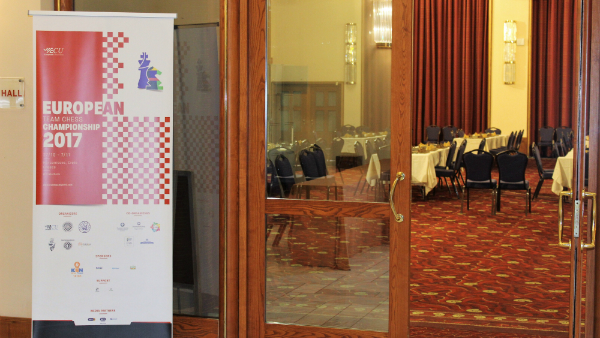 """Opening Ceremony of European Team Chess Championship 5"""