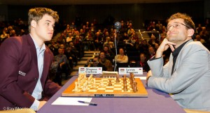 World Chess Championship 2018 may take place in London