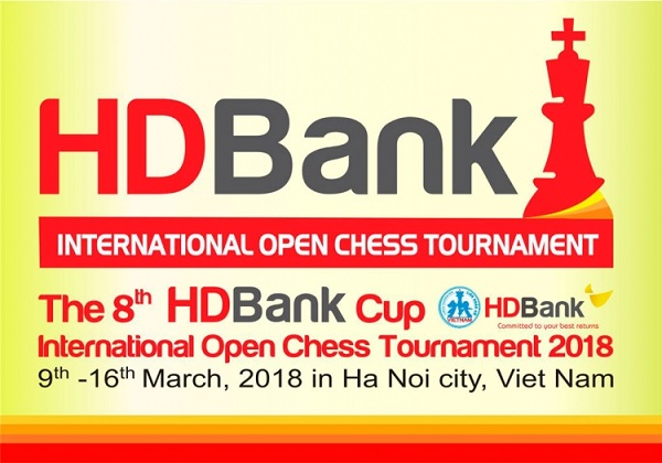 8th HDBank Cup International Chess Open