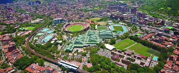 Atanasio Girardot Sports Complex