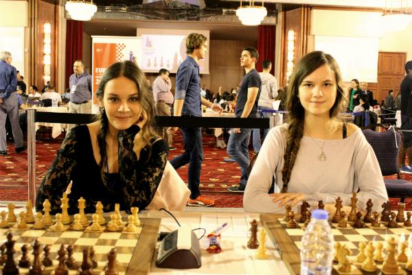 Teodora Injac and Marina Gajcin