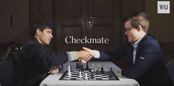 When an Amateur Challenges a Chess Grandmaster
