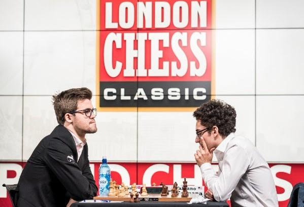London Chess Classic - Round 1