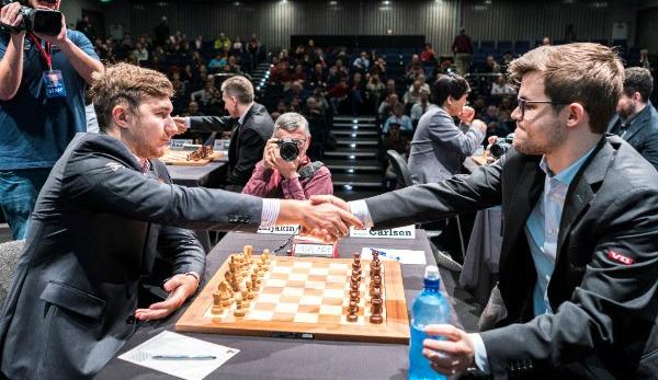 London Chess Classic - Round 2