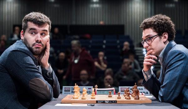 London Chess Classic - Round 3