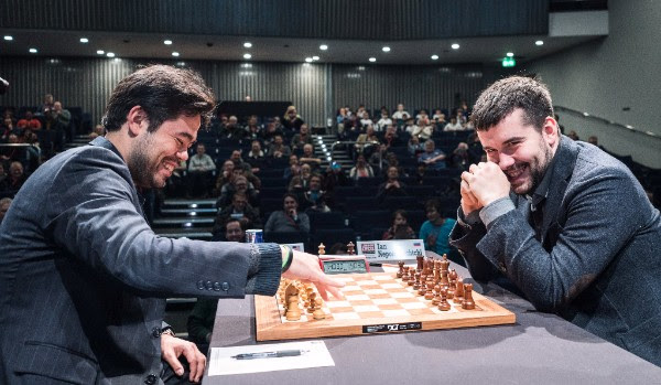 London Chess Classic - Round 4
