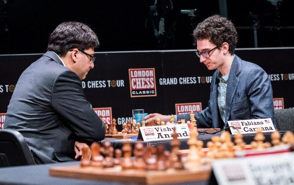 London Chess Classic - Round 5