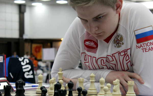 Russia dismantles India in World Youth Chess Olympiad
