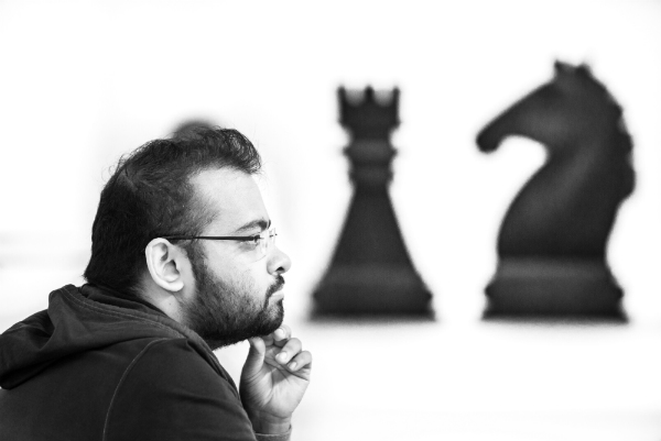 20180110 Delhi Chess_0055 Abhijeet Gupta