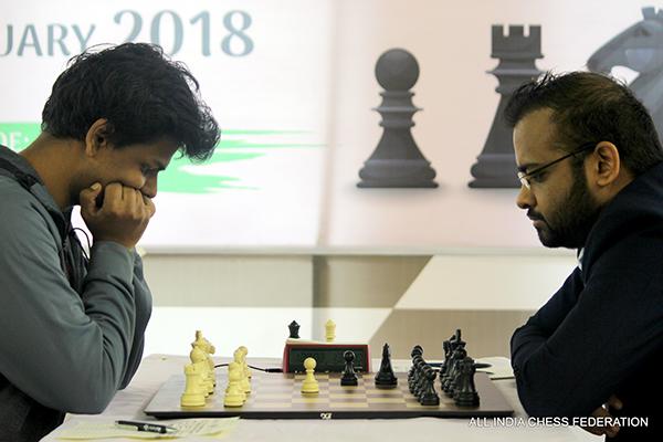 Likhit Chilukuri vs Abhijeet Gupta