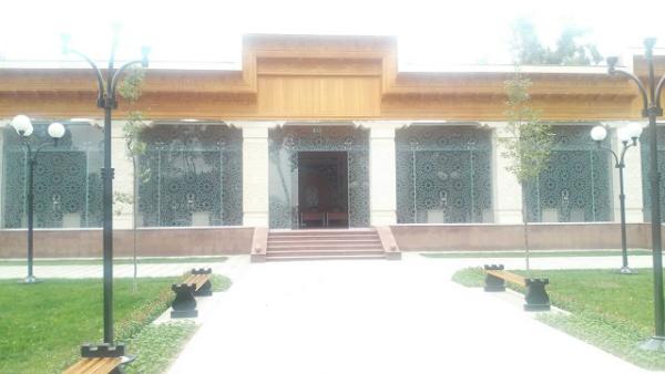 Tashkent Open playing venue
