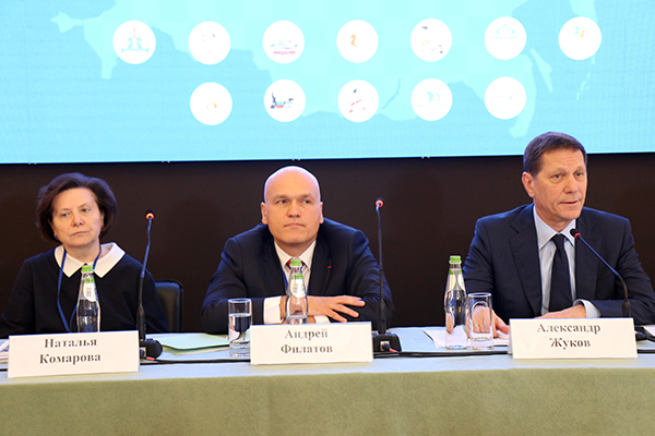 Andrey Filatov re-elected Russian Chess Federation President