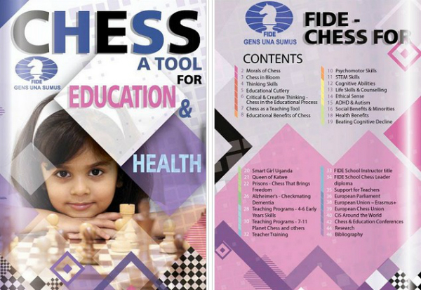 Chess A Tool for Education and Health